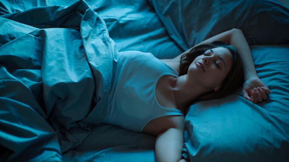 Schlafende Frau, Schlaf, Traum