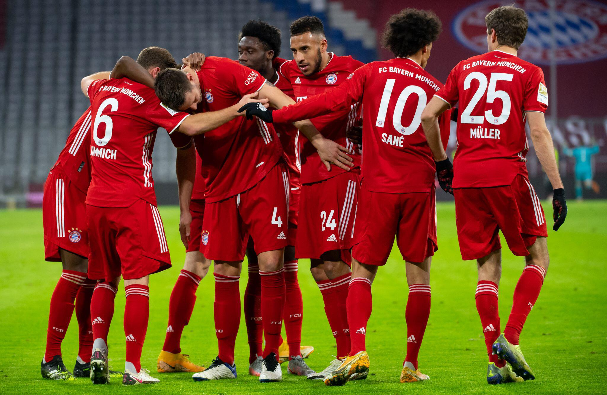 Bild zu FC Bayern München - FSV Mainz 05