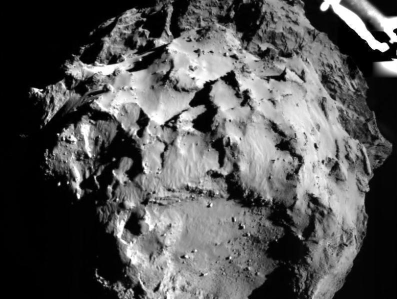 Bild zu «Philae»-Bilder