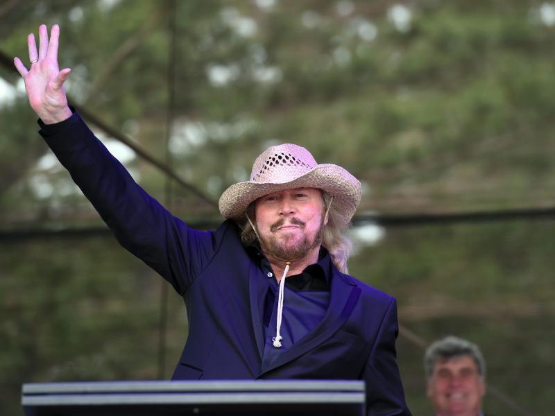 Bild zu Barry Gibb