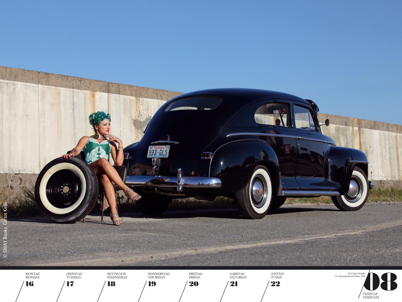 Bild zu Ikonen der amerikanischen Automobilgeschichte
