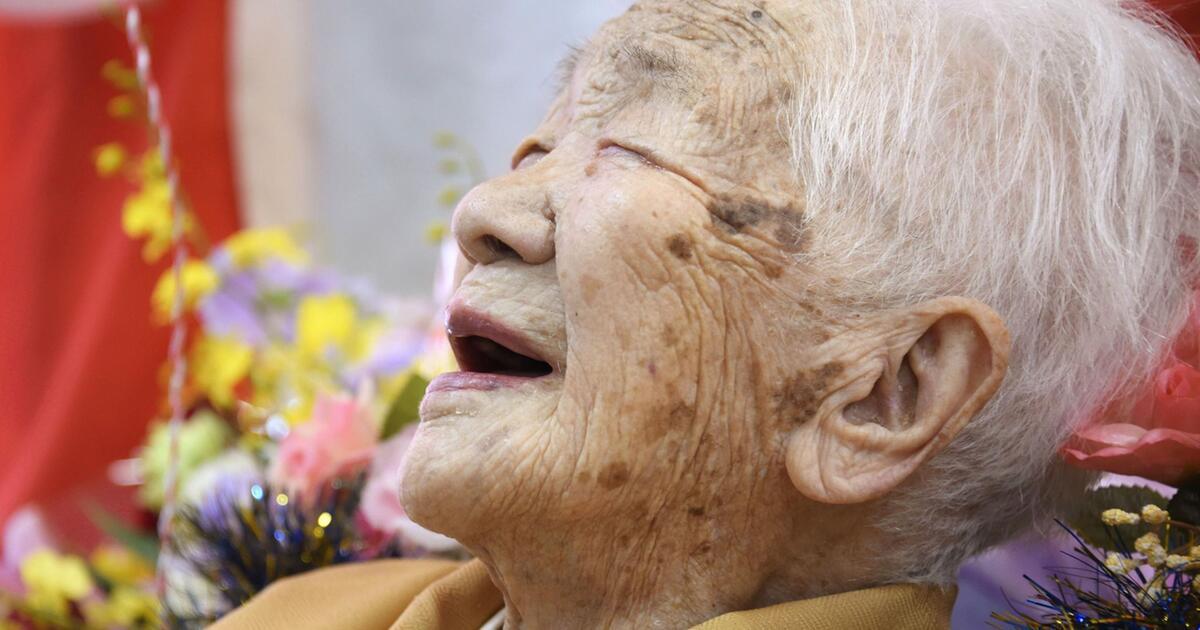 ältester Noch Lebender Mensch