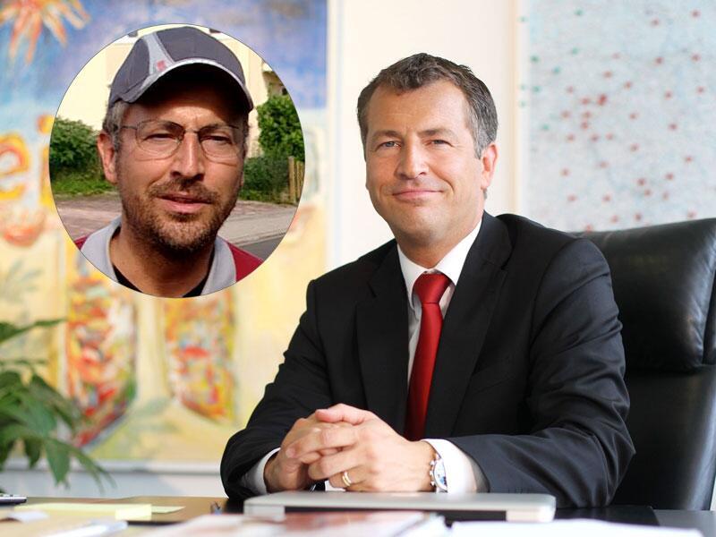 """Bild zu """"Undercover Boss"""" Mika Ramm"""
