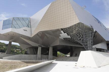Musée des Confluences Opening
