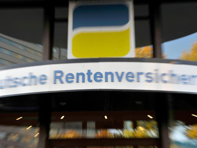 Bild zu Deutsche Rentenversicherung