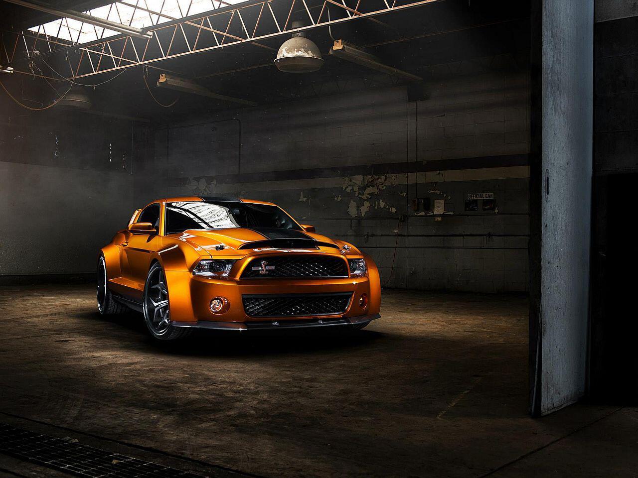 Bild zu Shelby GT500 Super Snake: Ultimate Auto hat beim Muscle Car einen drauf gesetzt