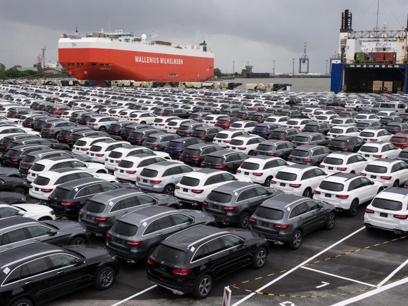Bild zu Neuwagen - Export