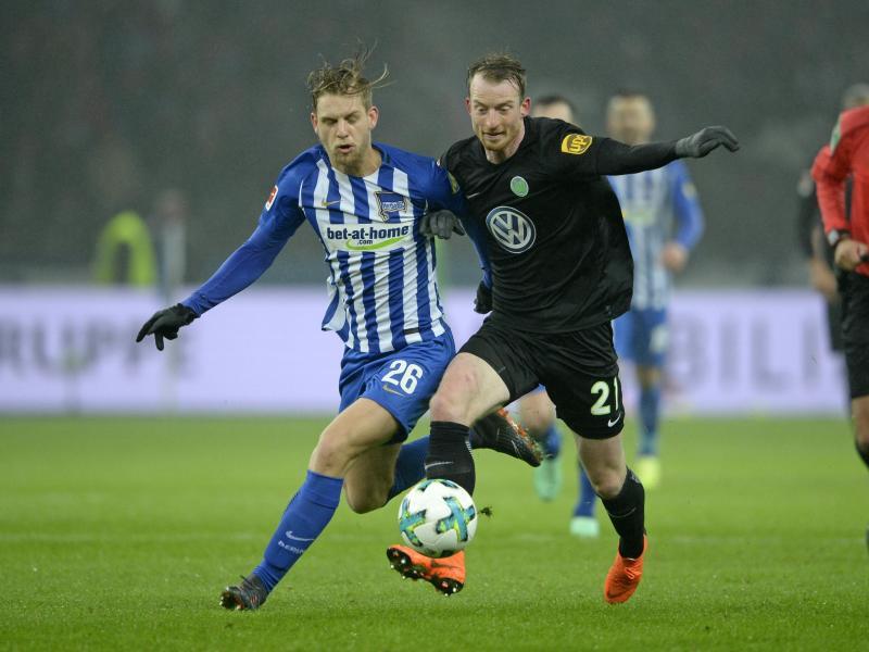 Bild zu Hertha BSC - VfL Wolfsburg