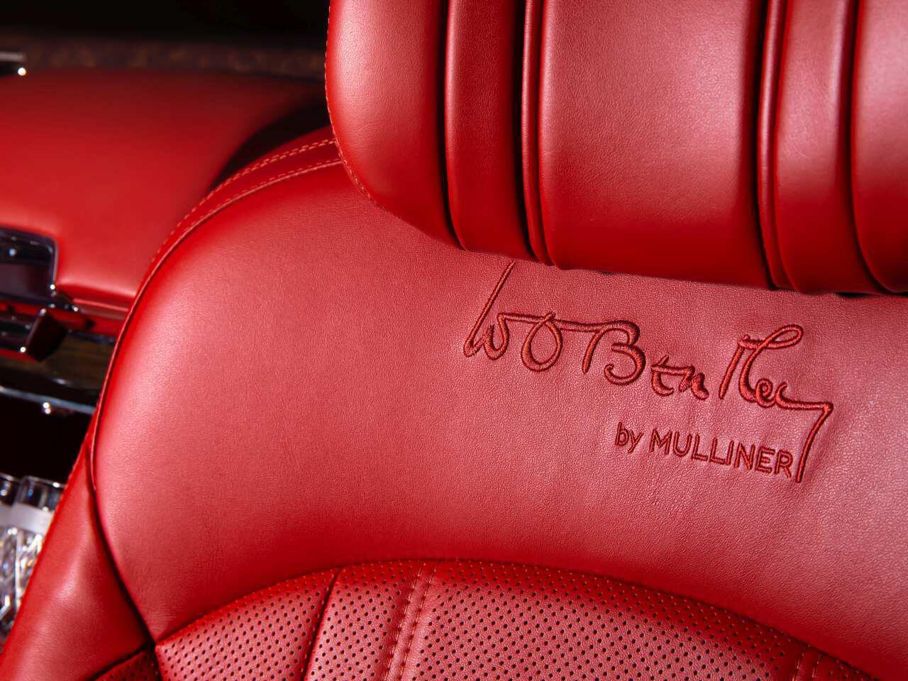 Bild zu Bentley Mulsanne W.O. by Mulliner