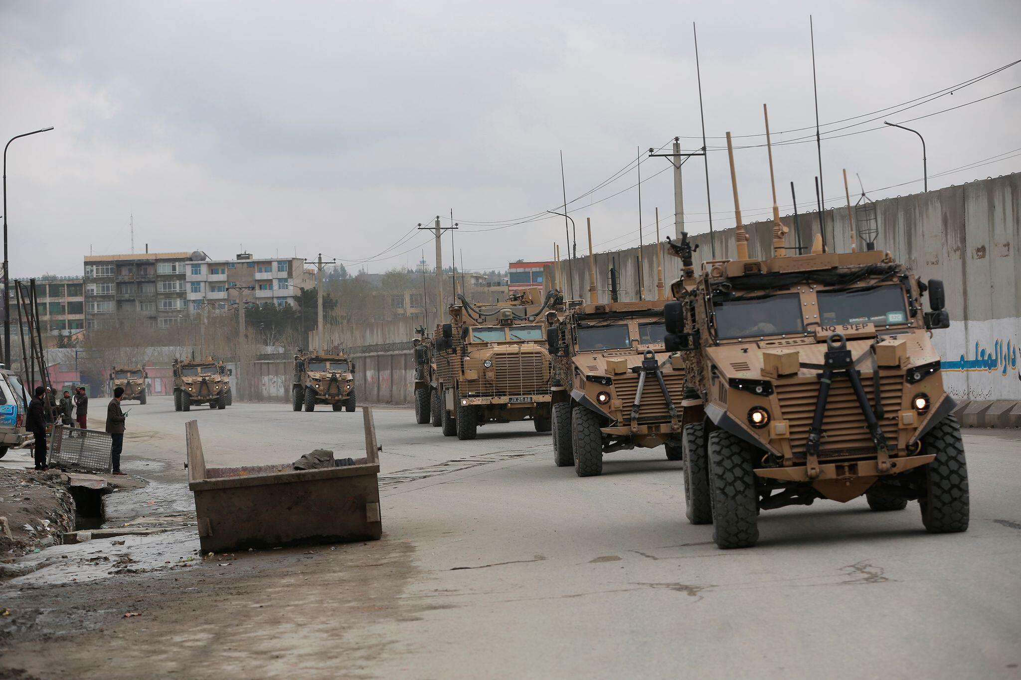 Bild zu Selbstmordattentäter greifen Gebetsort der Sikh in Kabul an