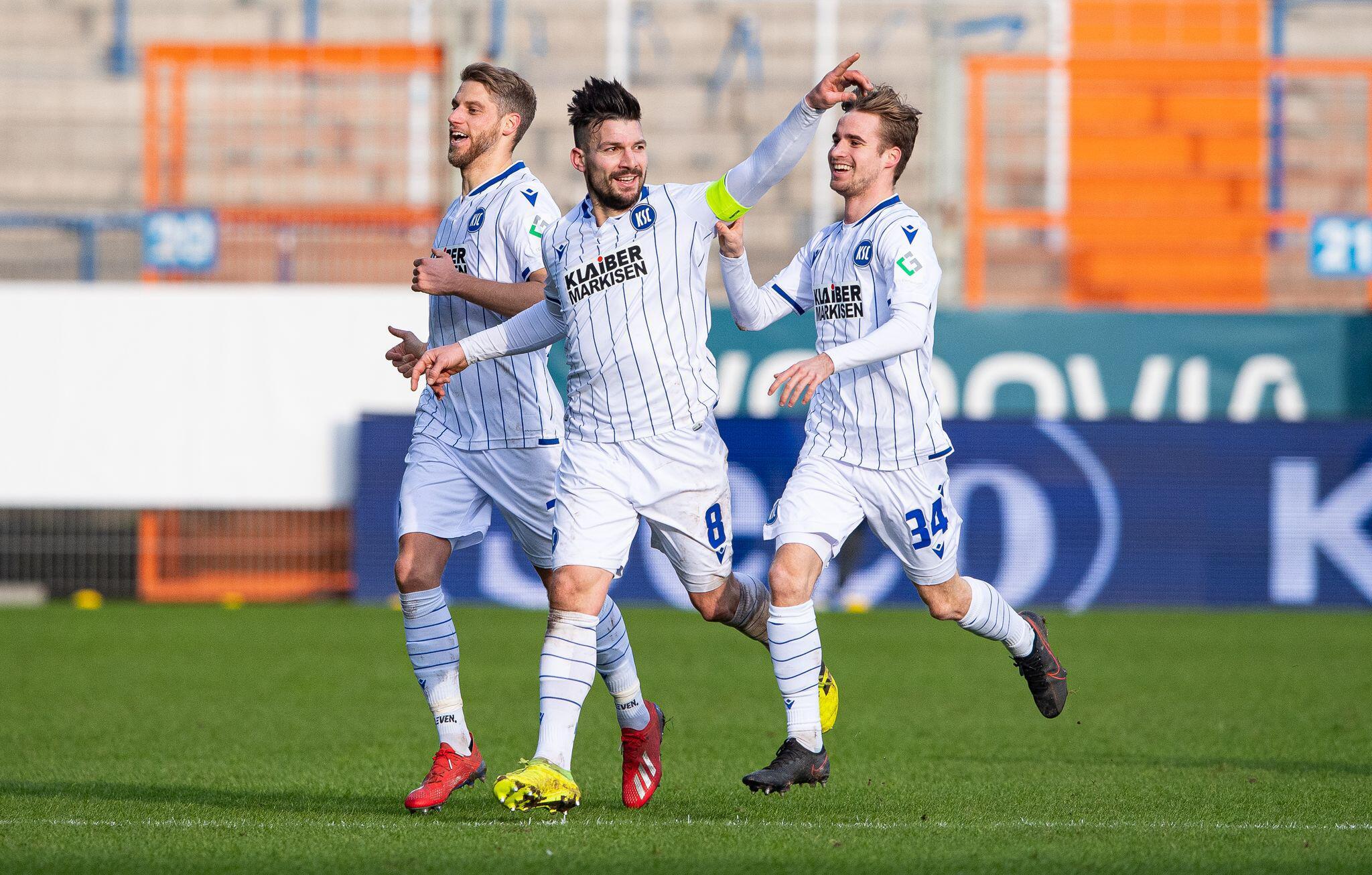 Bild zu VfL Bochum - Karlsruher SC