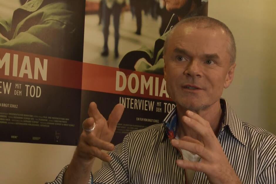 interview mit jrgen domian webde - Jrgen Domian Lebenslauf