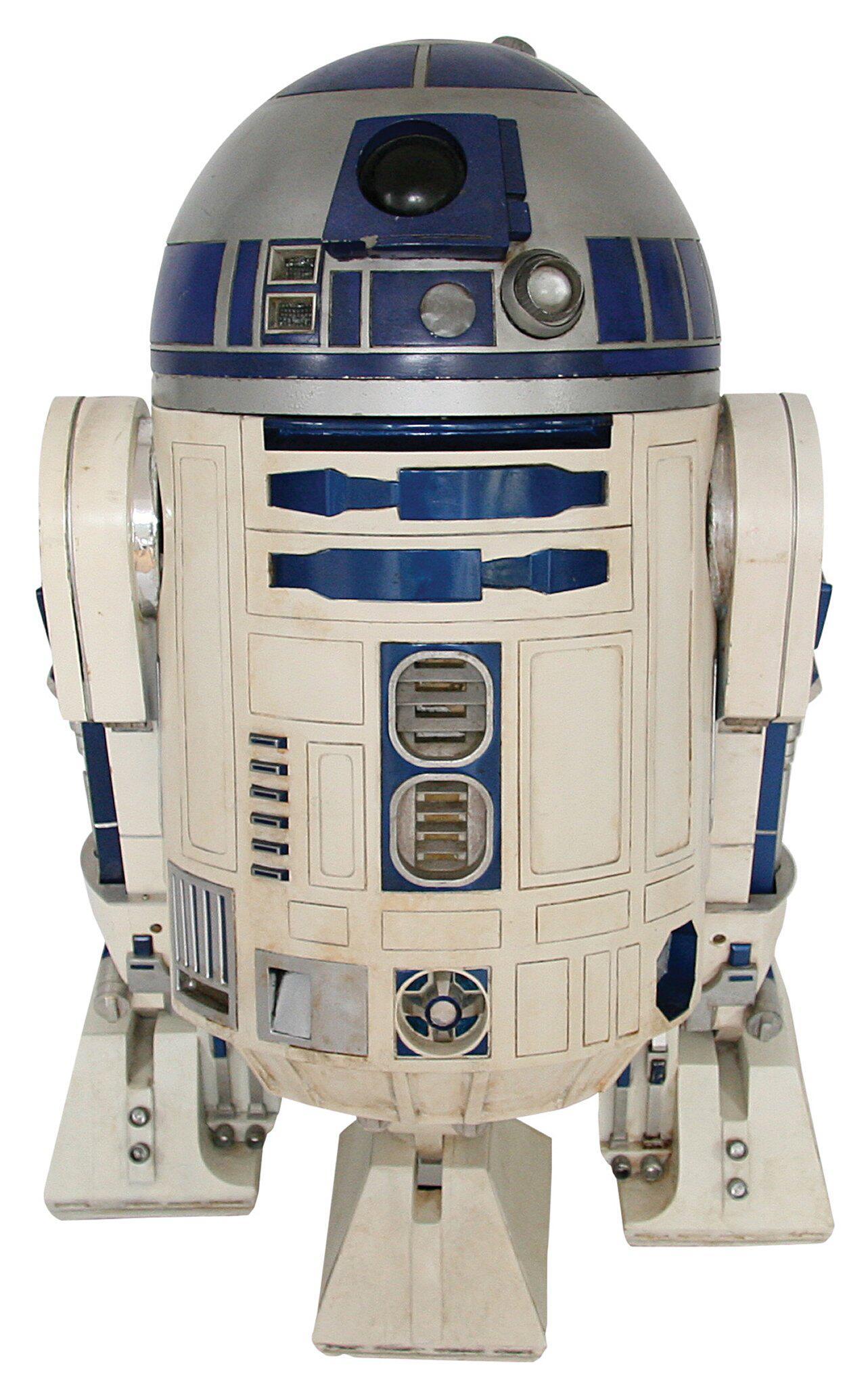 """Bild zu """"Star Wars""""-Droide R2D2"""