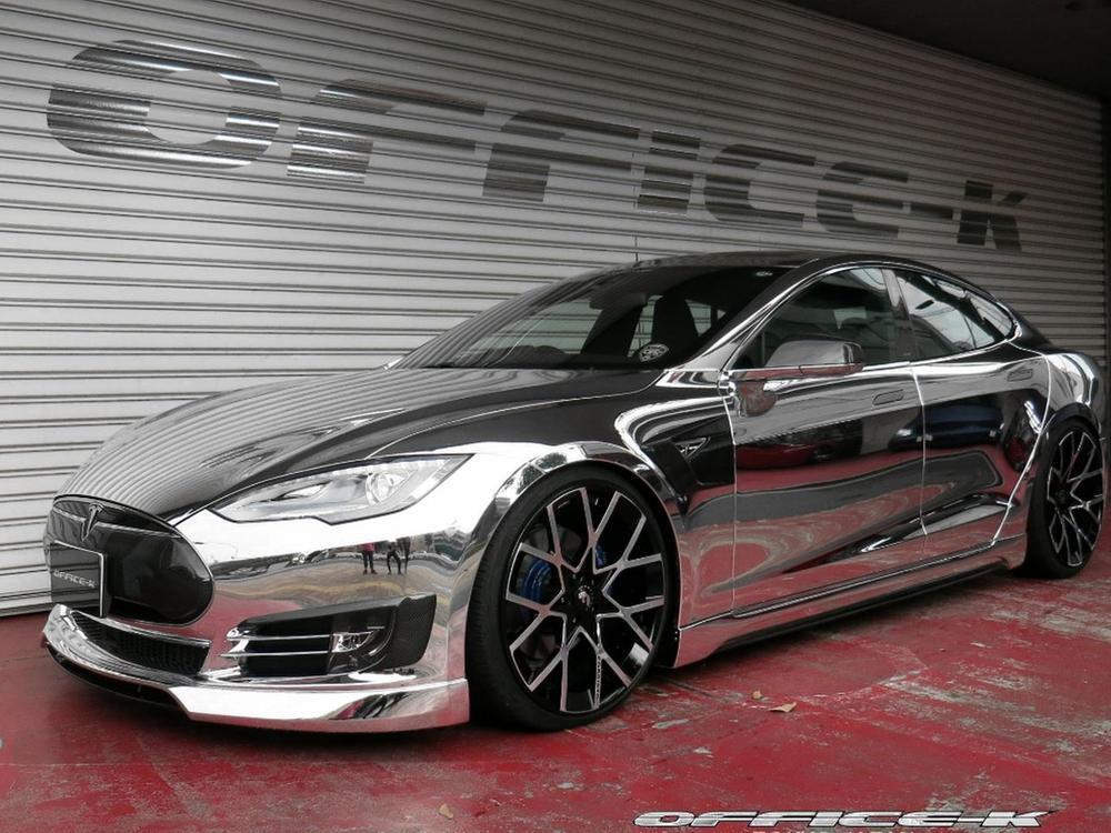 Bild zu Tesla Model S von Office-K