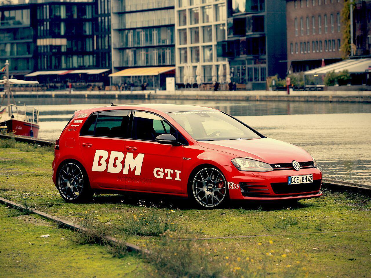 Bild zu VW Golf 7 GTI von BBM