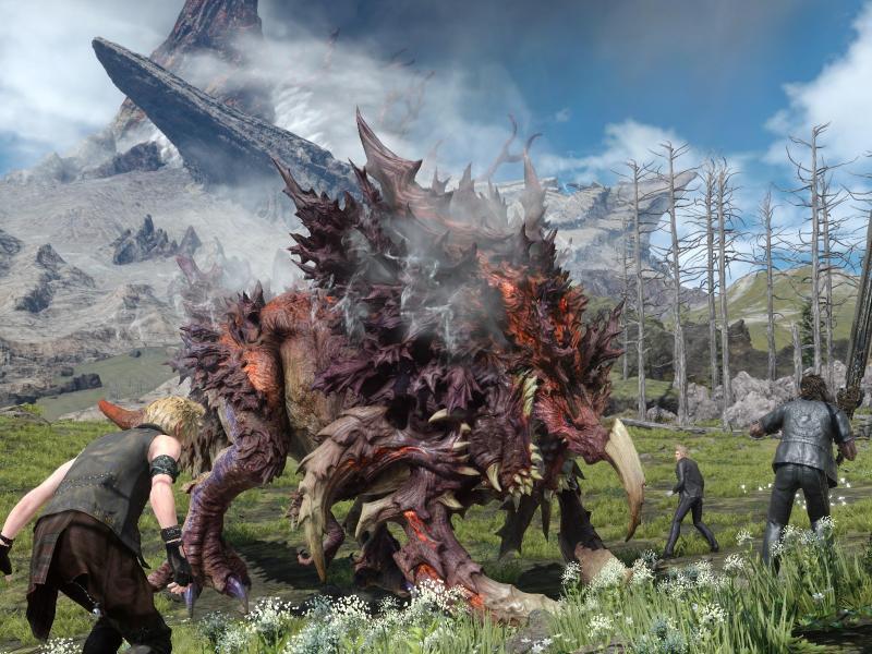 Bild zu Final Fantasy XV auf dem PC