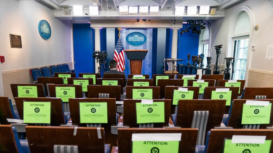 US-Präsident Trump positiv auf Coronavirus getestet
