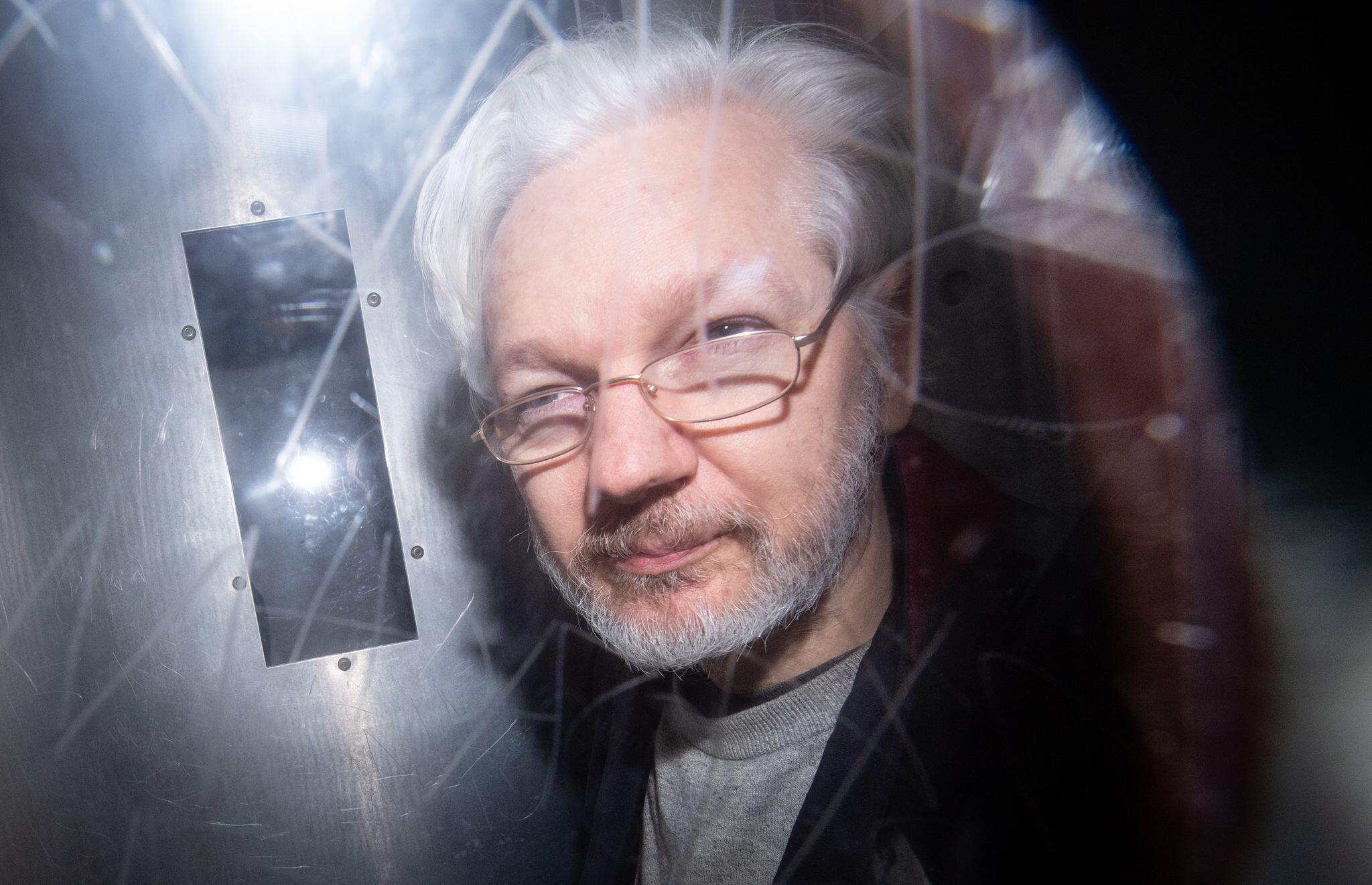 Bild zu Wikileaks-Gründer Julian Assange
