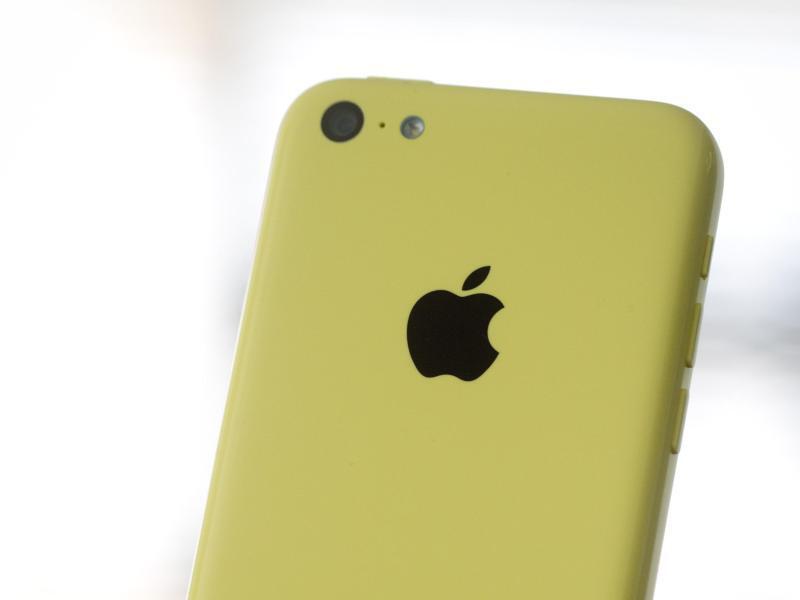 Bild zu iPhone 5c
