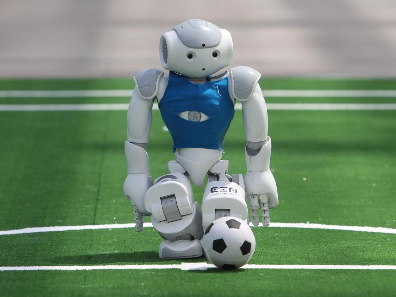 Bild zu RoboCup