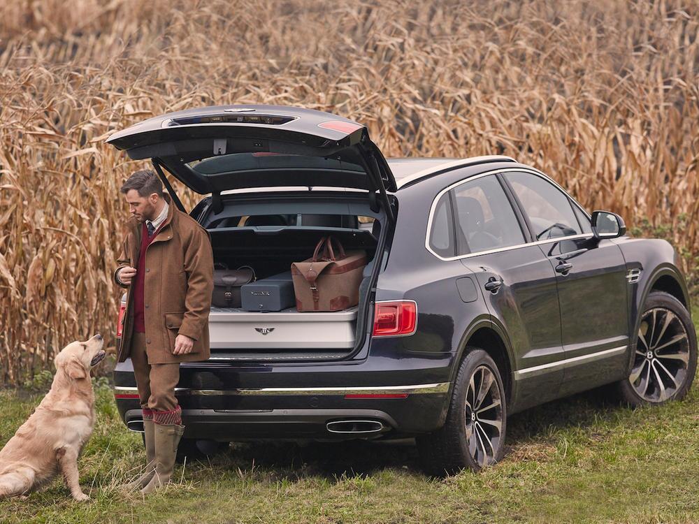 Bild zu Luxus-SUV für Jäger: Der Bentley Bentayga Field Sports von Mulliner