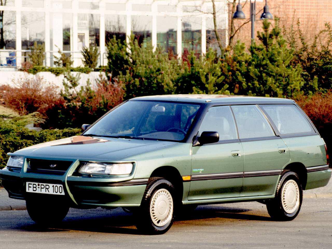 Bild zu Subaru Legacy