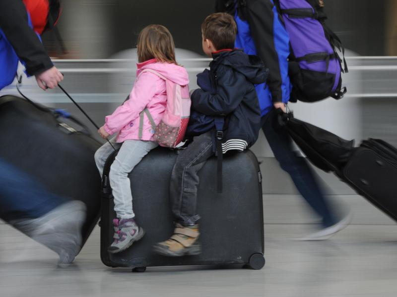 Bild zu Urlaub mit Kindern