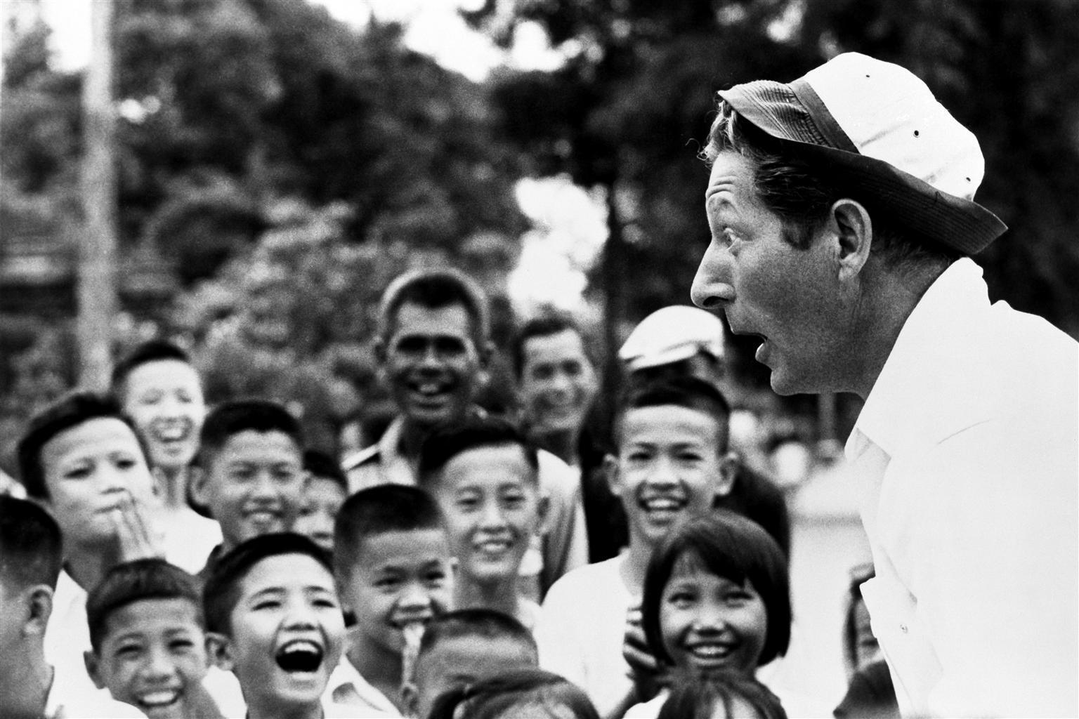 Bild zu Danny Kaye, UNICEF, Thailand
