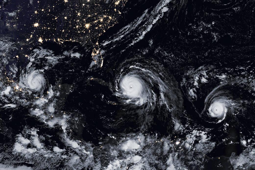 Bild zu Hurrikans