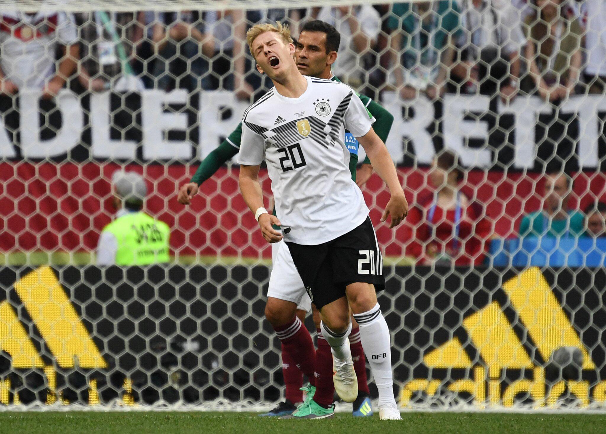 Bild zu WM 2018 - Deutschland - Mexiko