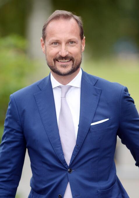 Haakon Magnus Kronprinz von Norwegen