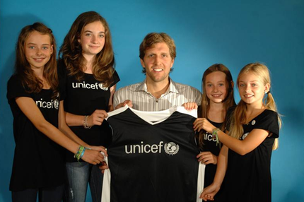 Nowitzki Unicef