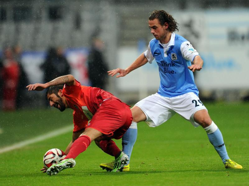 Bild zu TSV 1860 München - 1. FC Kaiserslautern
