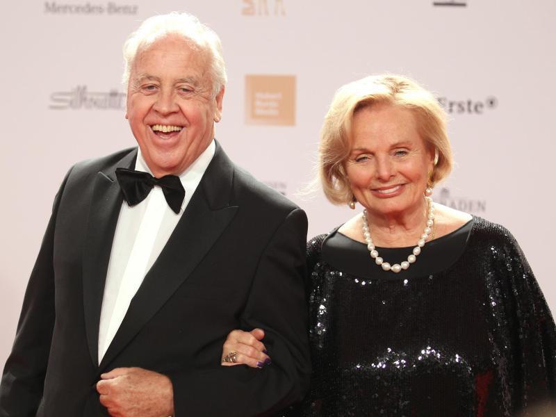 Bild zu Wolfgang Rademann & Ruth Maria Kubitschek