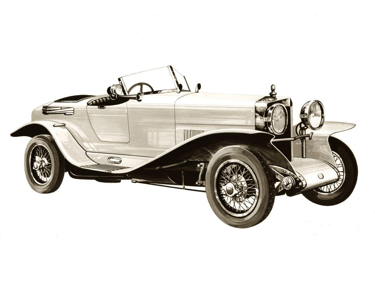 Bild zu SPA 23S von 1921