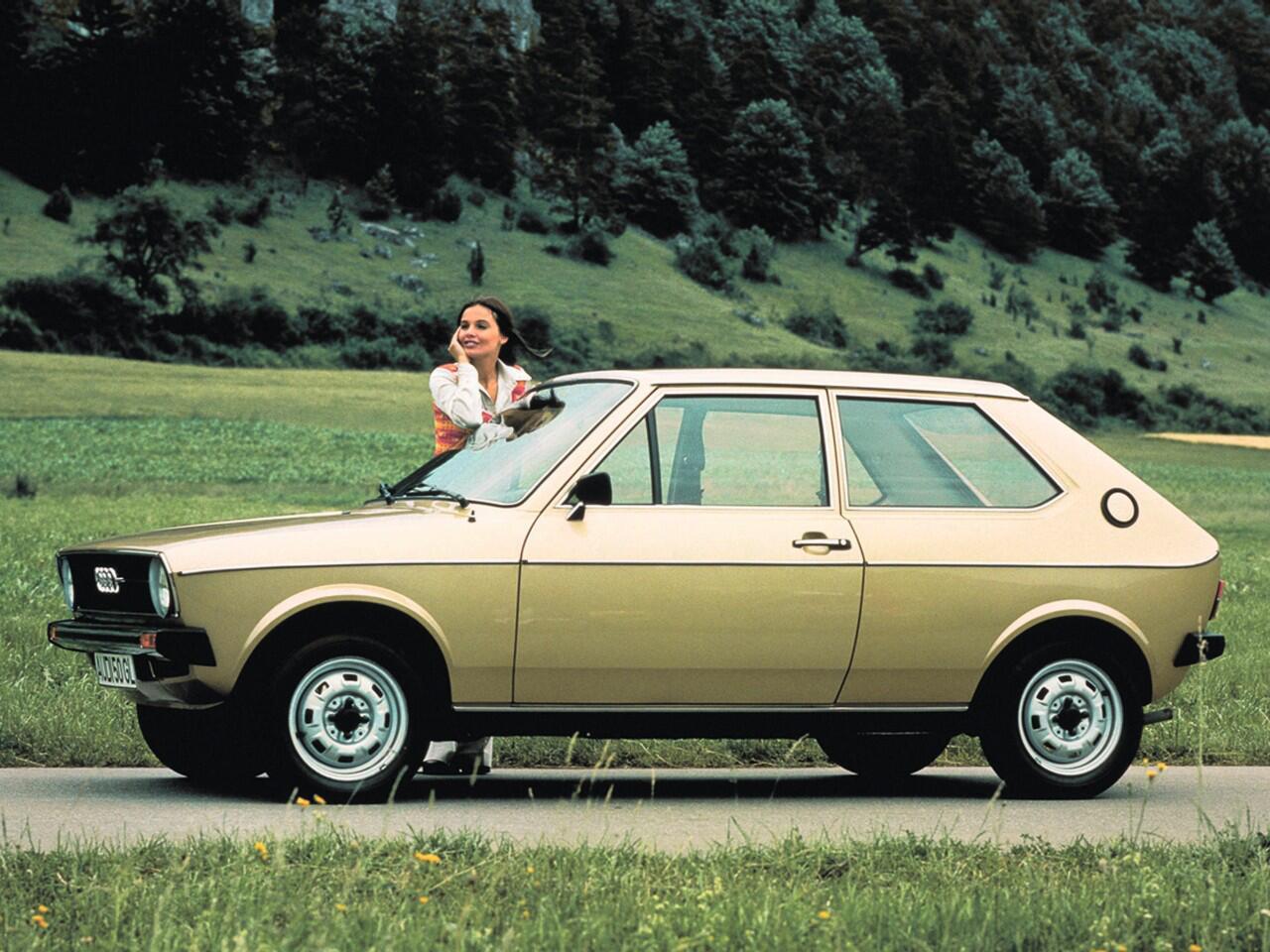Bild zu Audi 50 von 1974