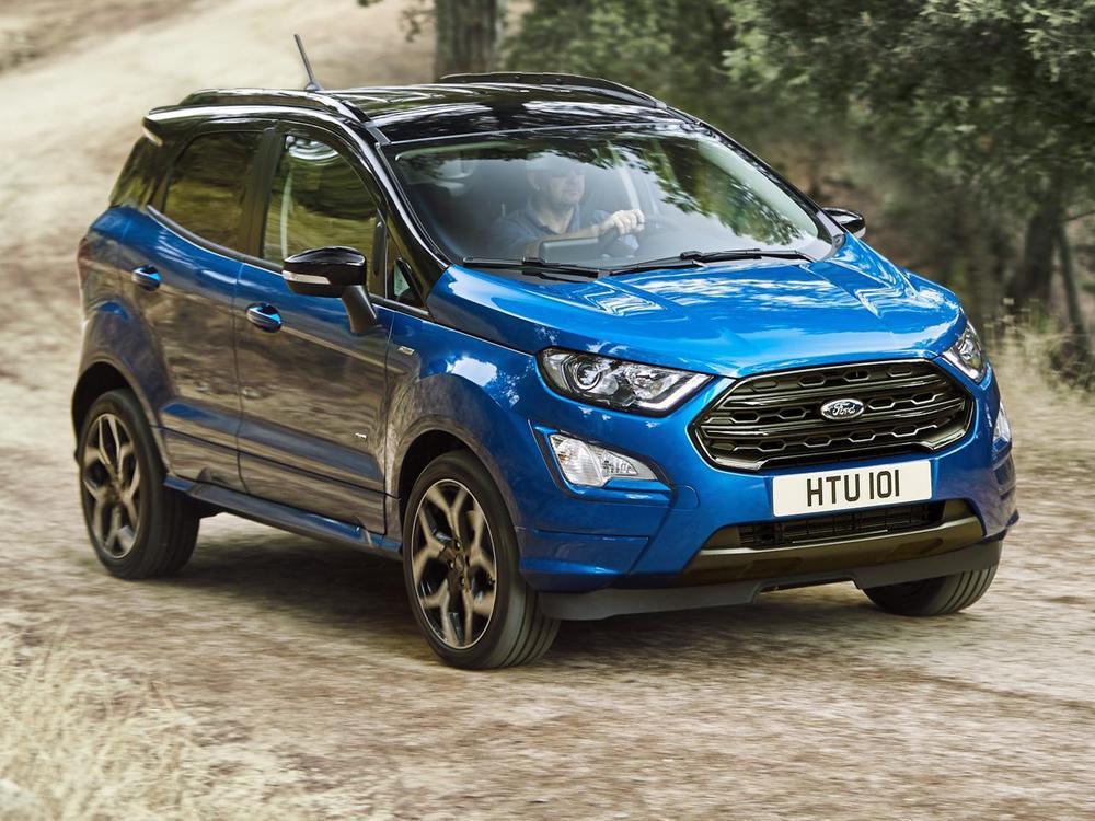 Bild zu Ford EcoSport Facelift