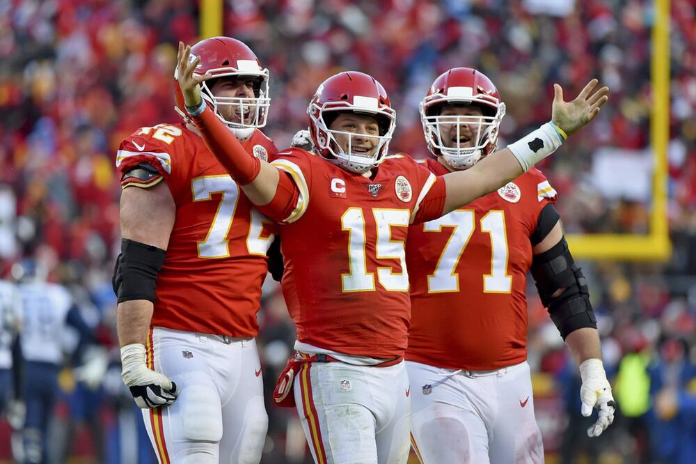 Kansas City Chiefs, NFL, Patrick Mahomes