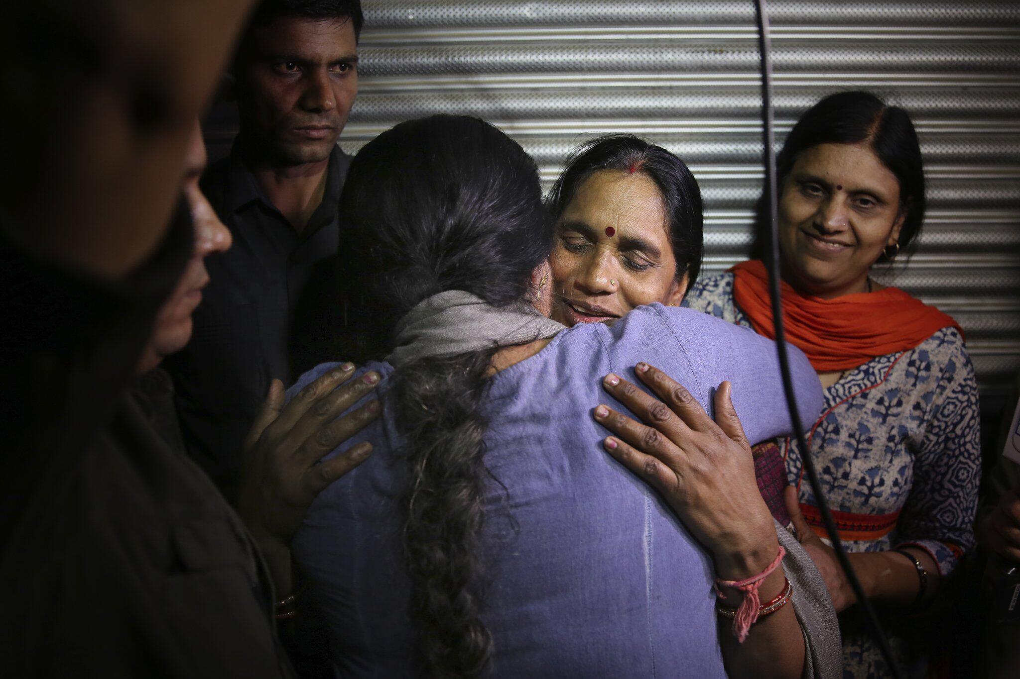 Bild zu Indien: Vier Vergewaltiger einer Studentin hingerichtet