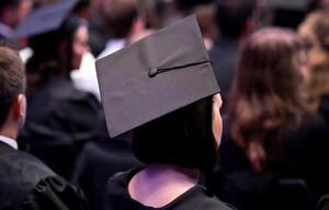 Gute Noten für Absolventen
