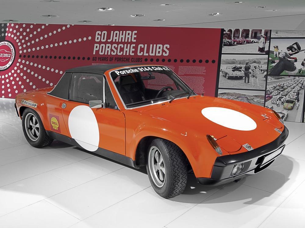 Bild zu Porsche 914 1.8