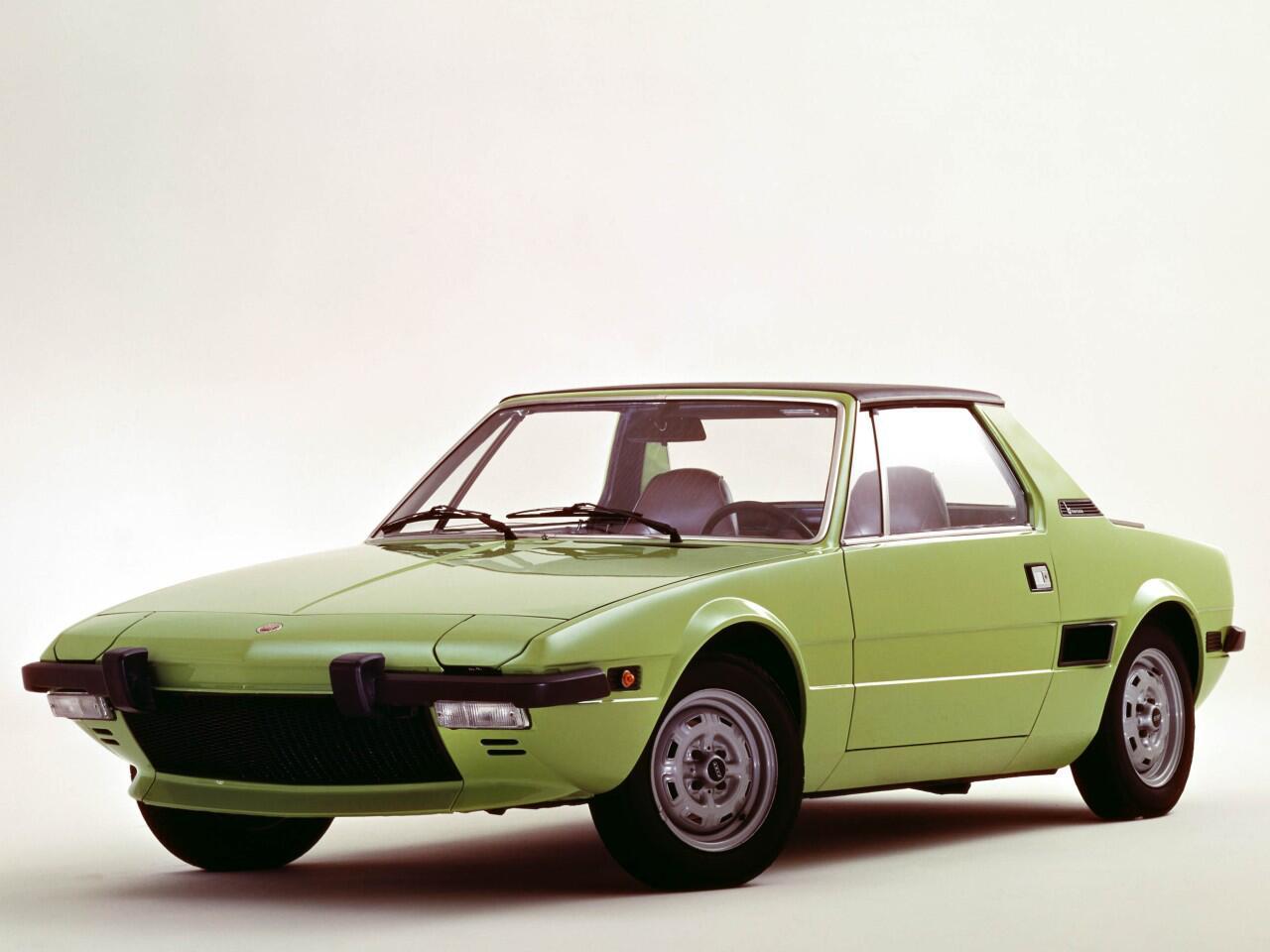 Bild zu Fiat X 1/9 (1972 bis 1978)