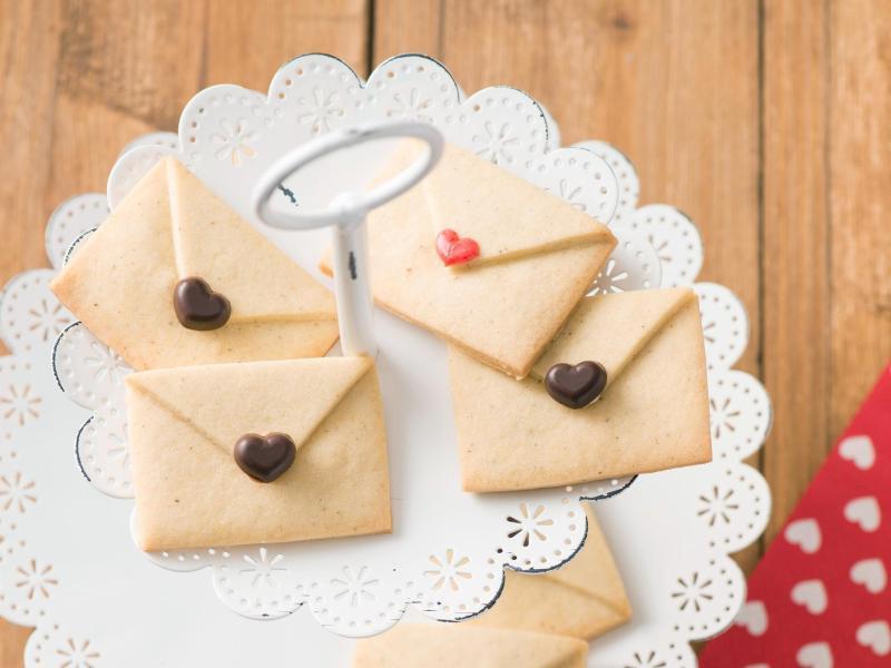 Bild zu Kekse aus Mürbeteig