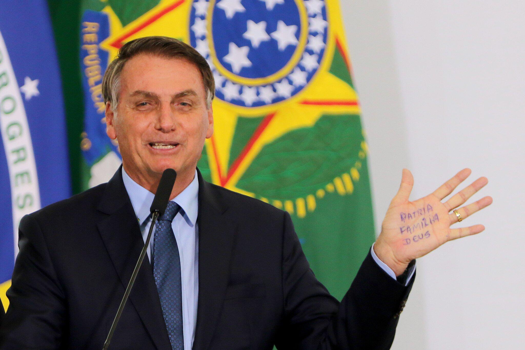 Bild zu 400 Tage Bolsonaro