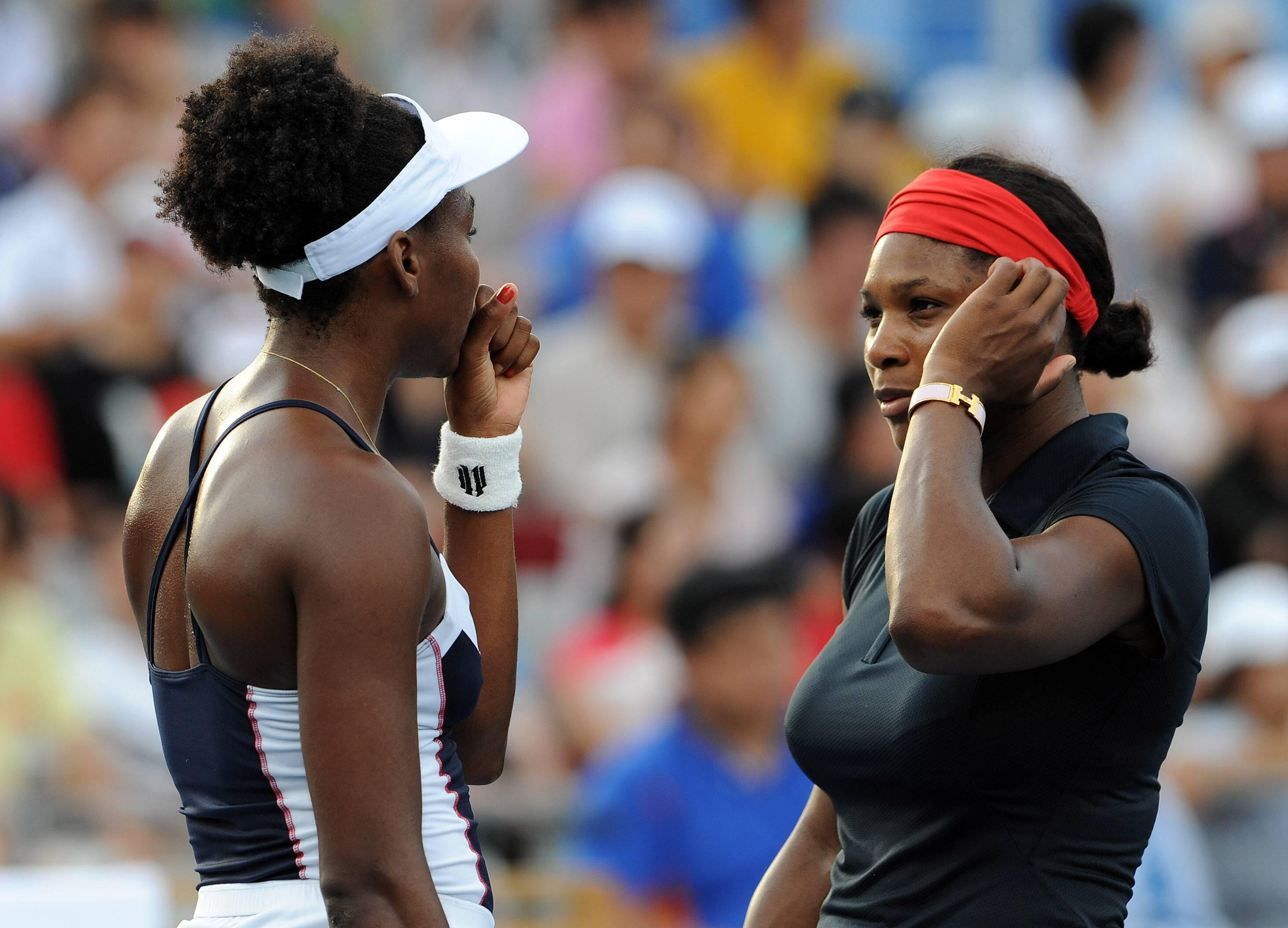 Bild zu Serena Williams, Venus Williams