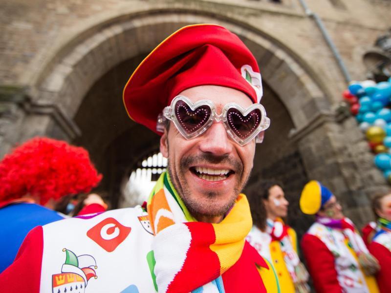 Bild zu Karneval: Jeck