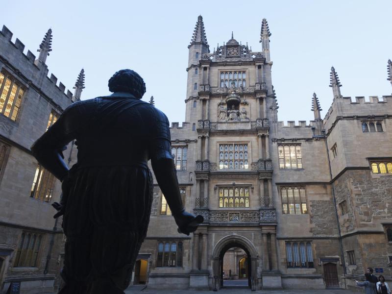 Bild zu Oxford University