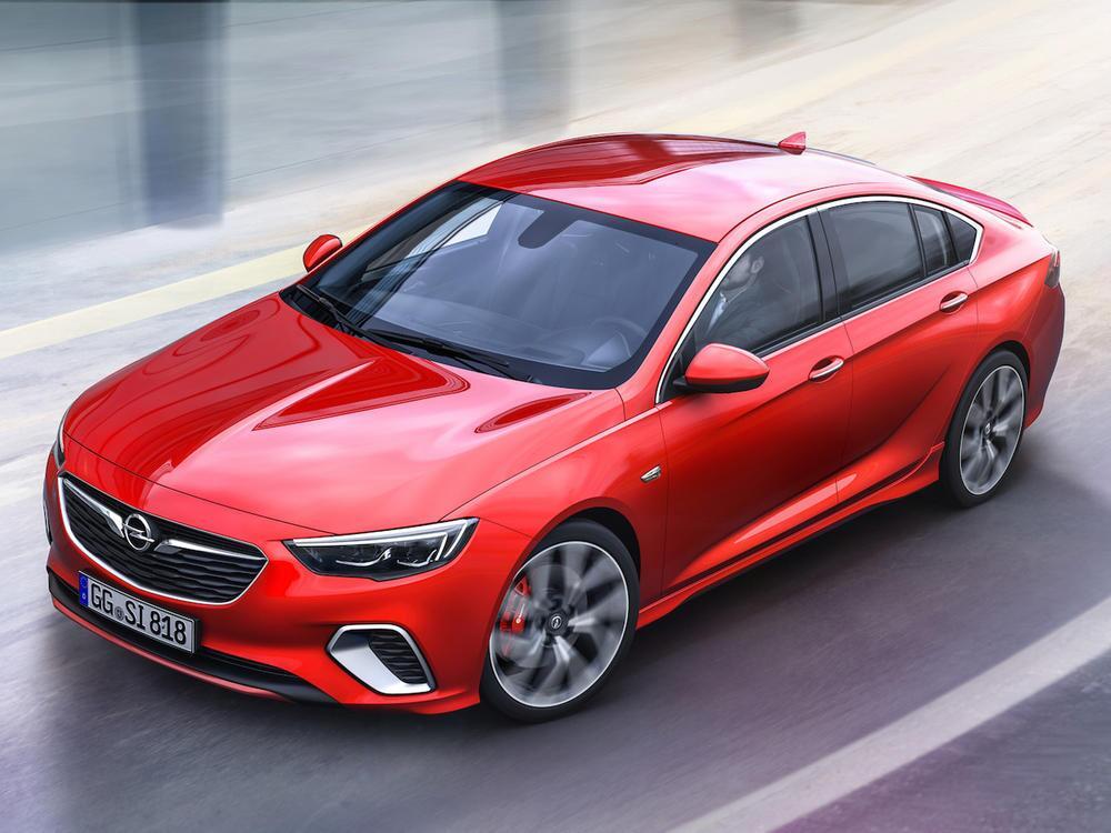Bild zu Flop: Opel Insignia GSi