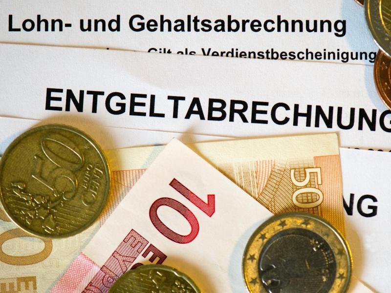 Bild zu Gehaltsabrechnung