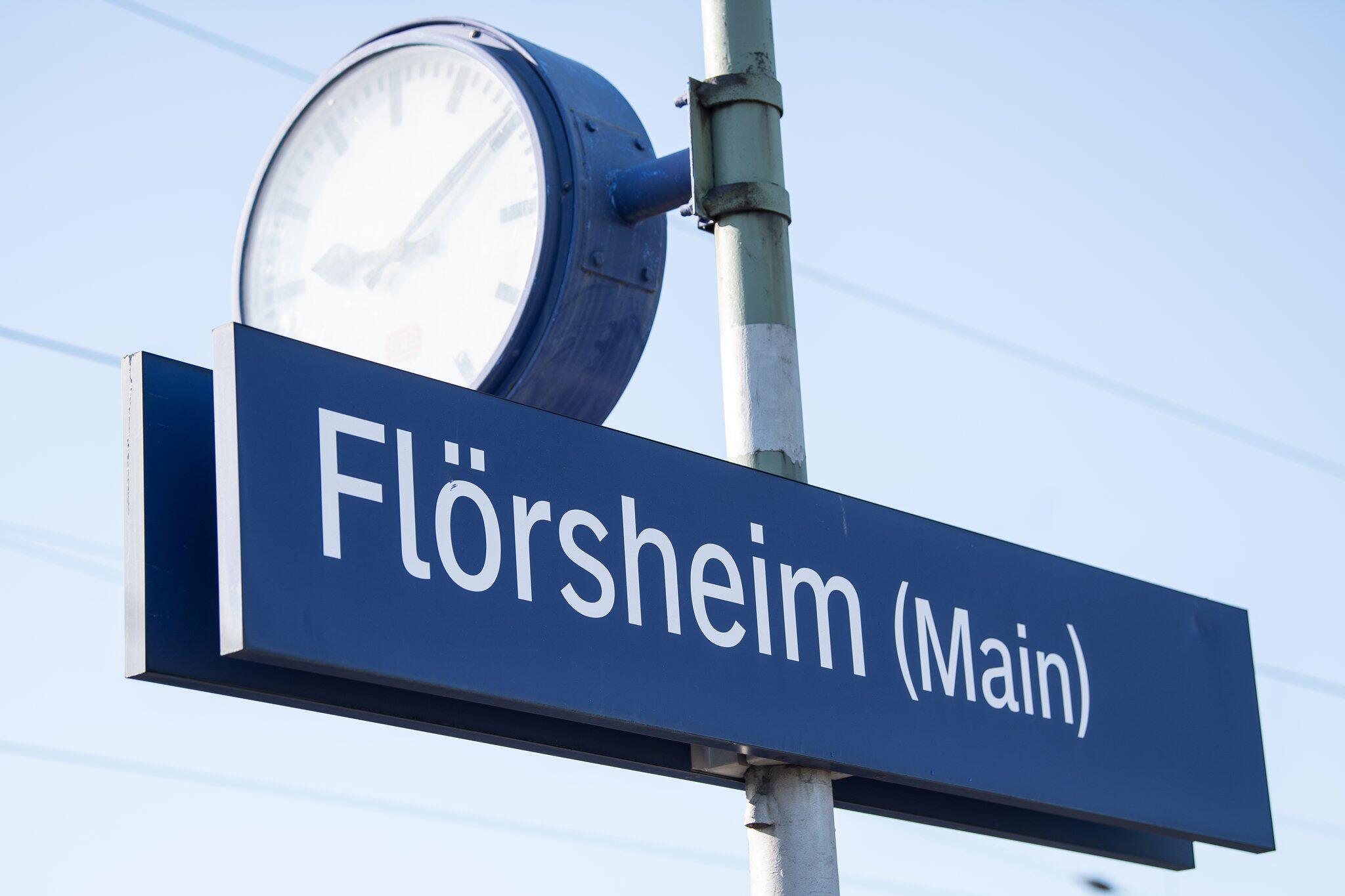 Bild zu Floersheim railway station